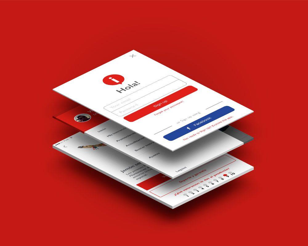 howiti diseño app vicente molero diseñador ux/ui