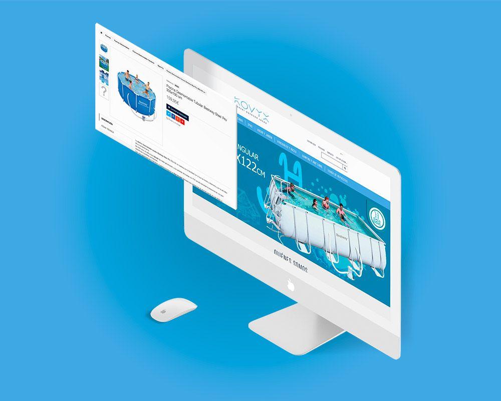kovyx diseño web vicente molero